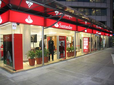 La acción del Banco Santander al 14 de diciembre de 2012: Sin superación de resistencias